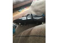 Football boots size 7 1/2