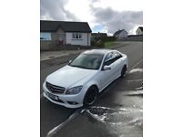 Mercedes C220 Brabus in very good condition