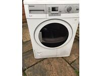 Bloomberg 8kg Load Condenser Dryer - optional kit to drain water automatically