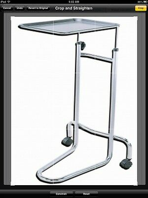Brand New In Box Double Post Mayo Instrument Stand