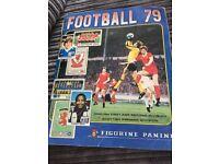 Panini figurine football 79 book