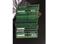21x2GB 10600R server memory