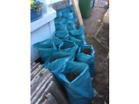 ***FREE topsoil: bagged for collection***