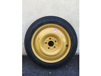 Genuine Honda Civic Space Saver spare wheel - 2006-2011