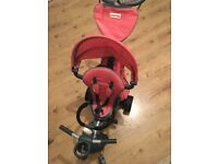 smartrike 5 in 1 like new only used once £50