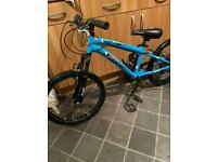 "Boys Schwinn 20"" wheel 7 speed bike"