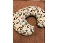 Boppy baby breastfeeding pillow