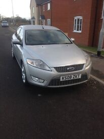 Ford Mondeo Titanium Buissness class