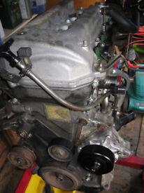 MR2 Roadster rebuilt engine 1ZZFE
