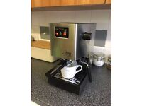 Gaggia Classic Coffee Machine - Stainless Steel - Makes great coffee!