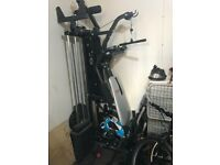 York fitness multi gym weights