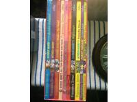 Horrid Henry book set of 10 sealed new