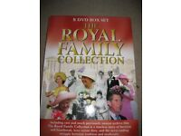 Royal Family Collection 9 DVD Box Set