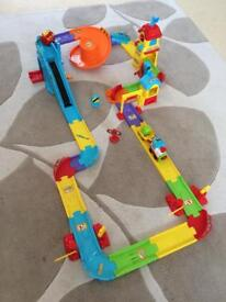 VTech Toot Toot Drivers Track Set