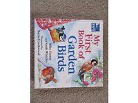 RSPB My First Book of Garden Birds