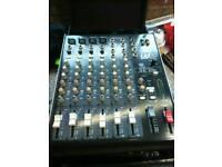 Band mixer