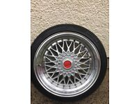 18inch BBS Alloys for sale