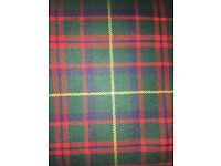 Mackintosh Tartan Made To Measure Kilt
