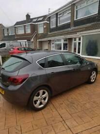 Vauxhall Astra 1.7 cdti SRI