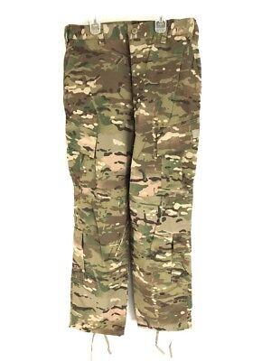 Tac Shield Medium Multicam OCP Pants, Flame Insect Resistant Uniform Trousers