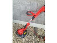 Flymo power 500XT corded grass trimmer 500 watts