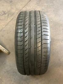 235 35 19 Continental ContiSportContact 5P Extra Load Tread 7mm-8mm