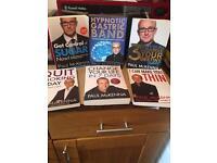 PAUL MCKENNA HYPNOSIS BOOKS