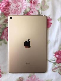 Apple iPad Mini 4 64GB - Gold