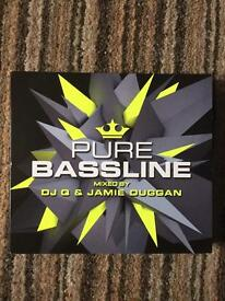 Pure Bassline C.D all 3 discs are mint condition