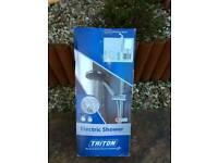 New Triton 9.5 kW electric shower
