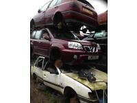 Nissan xtrail for part