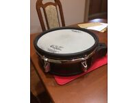 Roland pd105 electronic snare or tom drum pad pd 105