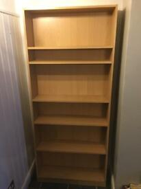 Ikea Billy Bookcase Light Wood Colour £10