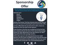 Sponsorship Offer
