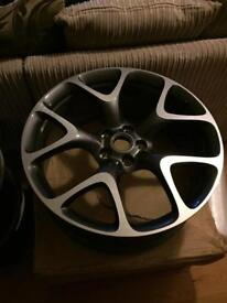Astra VXR GTC alloys