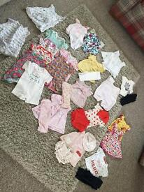 0-3 Months Old Bundle of Clothes