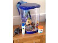kids fish tank & accessories