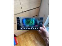 Oakley Flight Deck Prizm Jade Ski/Snowboard Goggles