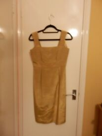 coat and dress size 8