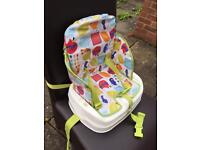 Mama & Papas Table Booster Seat