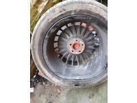 """Mercedes Vito Aero 18"""" tyres"""