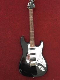 Fender squire guitar