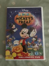 Kids Halloween DVD's £1 Each or all for £5.