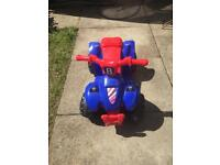 Kids/children 6V Quad Powered Vehicle with charger