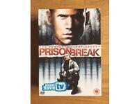 Prison Break series 1 DVD box set