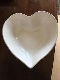 White company bowl