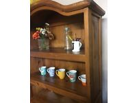 Country Farmhouse Solid Pine Wood Dresser - Kitchen Storage