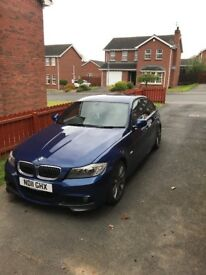 BMW 320D 2011 M SPORT PLUS EDITION