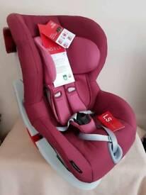 NEW Britax KING II SL car seat 9-18kg RRP £170