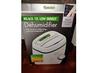 Meaco 12L Low Energy Dehumidifier Boxed As New